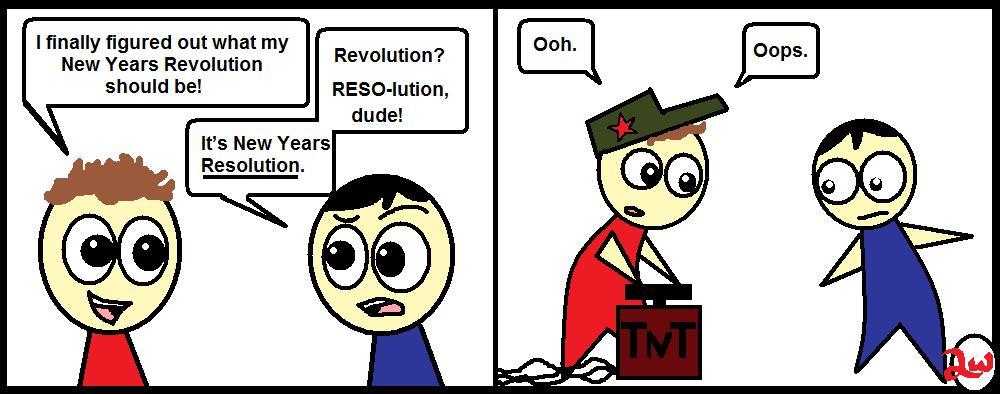 New Years Revvvssss...?